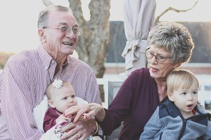 großeltern verwöhnen