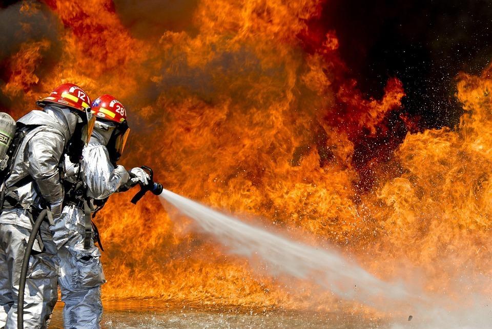 Brandschutz Feuergefahr zu Hause