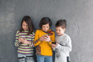 Kindersicherung-Smartphone