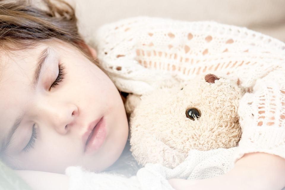 Guter Kinderschlaf