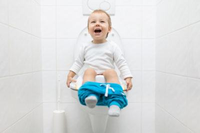 Kinder Toilettentrainer