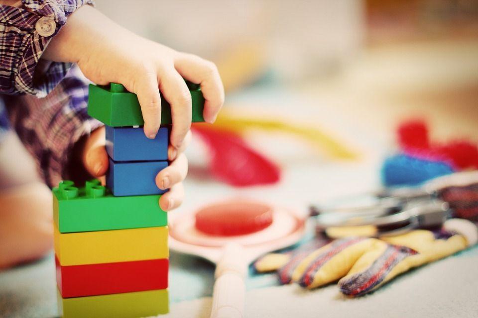 Sinnvolles Spielzeug für 2jährige