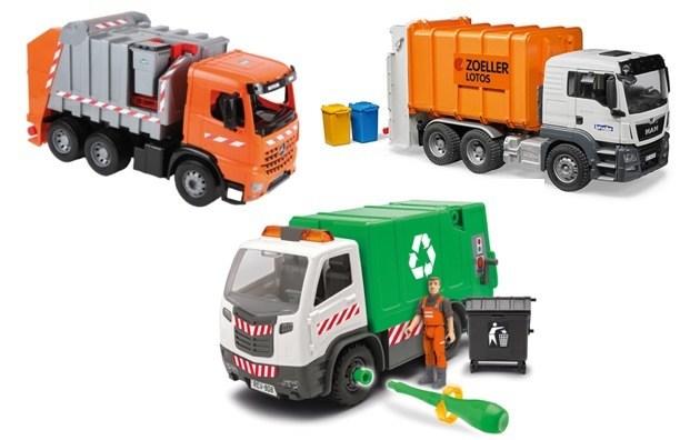 Müllauto Spielzeug