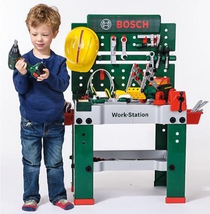 Boch Kinderwerkbank