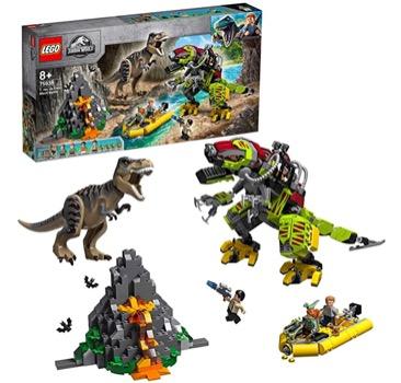 Jurassic World T. Rex_Dinosaurier