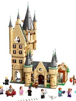 Lego Harry Potter Burg